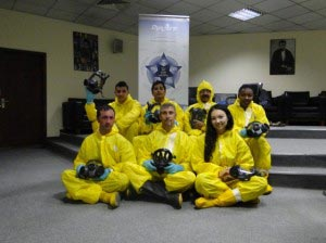 HAZWOPER Training dyncorp intl