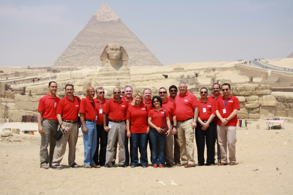 Red Shirt First DynCorp Intl Egypt