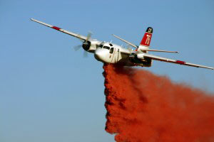dyncorp intl aerial firefighting
